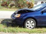 wypadek samochodowy